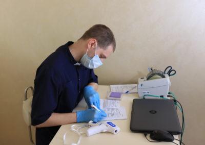 Вакцинация сотрудников средств размещения в Крыму